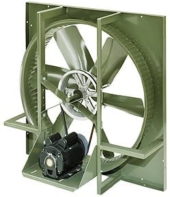 Belt Drive Propeller Fans From New York Blower From New