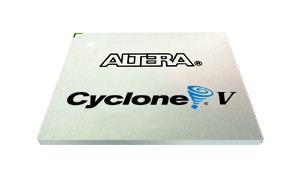 Cyclone V 28-nm FPGAs: Low cost, low power-Image