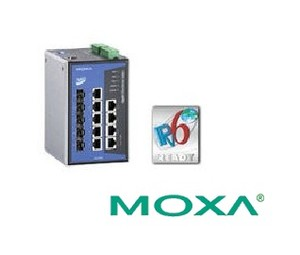 DIN-Rail Managed Ethernet Switch - EDS G509-Image