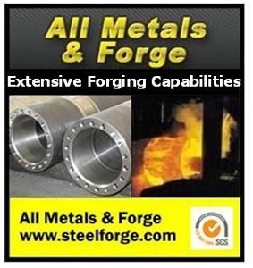 Forging Capabilities, Specialty Materials & Alloys-Image