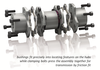 R+W Assumes a New Position on Metallic Couplings-Image