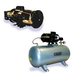 UL listed air compressors for Sprinkler Systems-Image