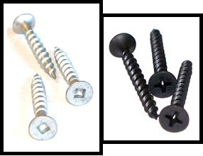 Deck Screws and Drywall Screws-Image