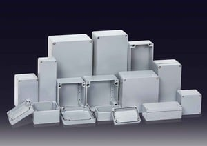 IP67 Aluminium box, enclosure-Image