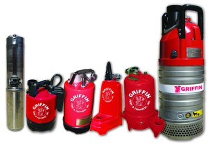 GRIFFIN Electric Submersible Pump - Versatile-Image