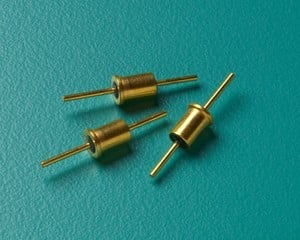New Mini Hermetic L Circuit Solder-in EMI Filters -Image