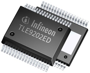 Dual H-Bridge Driver for Powertrain Applications-Image