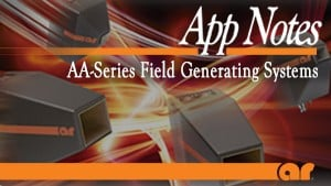 Application Note:A-Series Field Generating Systems-Image