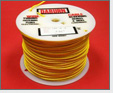 High-voltage Corona-resistant PTFE Wire and Gudebrod XREF