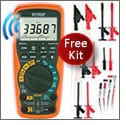 Wireless Multimeter Offer: Bonus Premium Probes