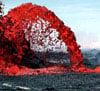 Lava to Make Nanotubes