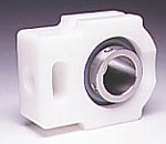 Mounted Bearing Wide Slot Take-ups with Stainless Steel Shaft Protectors