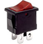 Illuminated Snap-in Power Rocker Switch