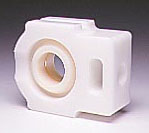 Mounted Bearings Wide Slot Take-ups with Polymer Insert
