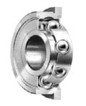 Radial Retainer Flanged Shielded Bearing