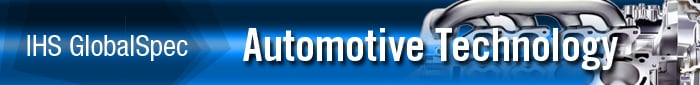 GlobalSpec: Automotive Technology