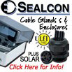 Cable Glands and Industrial Enclosures — Photovoltaic/Solar!