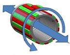 Hybrid Linear Generators
