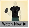 T-shirt's 'Tentacles' Monitor Exercise Routines