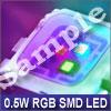 Ultra-Bright 0.5W SMD LEDs