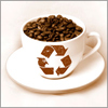 Coffee Grounds Feed Biofuels