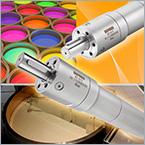 DEPRAG Air-motors Mix Paints and Varnish