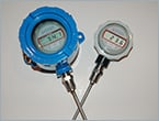 Battery Powered RTD and Thermocouple Thermometers