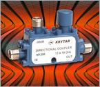 New Directional Coupler with 6 dB Coupling