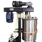 Dual Shaft Disperser by Mixer Direct