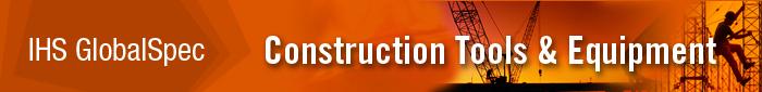 GlobalSpec: DirectU2 Construction Tools & Equipment
