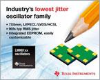 Programmable Oscillators Deliver Lowest Jitter