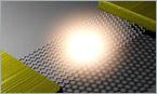 Graphene Enables World's Thinnest Light Bulb