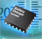 Battery Charger IC Significantly Cuts Charge Time