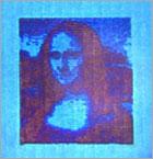 Breakthrough Prints Microscopic Mona Lisa