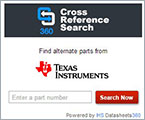 Find Alternate Parts from Texas Instruments