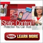 Available Now at Digi-Key — 3M Static Control Products