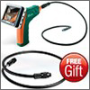 Extech Video Borescope: Bonus 1 m Extension