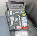 Portable Testing Kit Ensures Quality