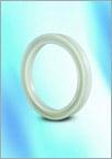 Bi-material Seal Accommodates High Pressures, Low Temperatures