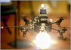 Drone Lighting Simplifies Photography