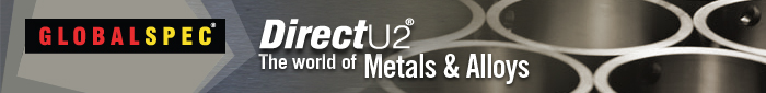 GlobalSpec: DirectU2 Metals & Alloys