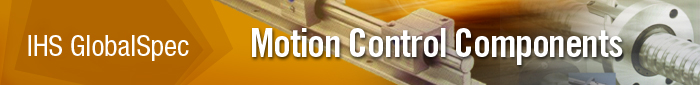 GlobalSpec: DirectU2 Motion Control Components
