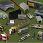 EMI Power Filters & Film Capacitors