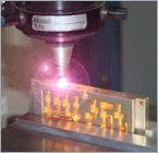 Laser Weld Construction For Maximum Reliability