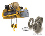 A Hoist for Heavy-duty Handling