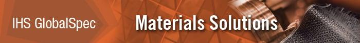 GlobalSpec: Materials Solutions