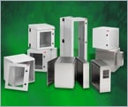 Rugged Enclosures for Distributed Networking Applications