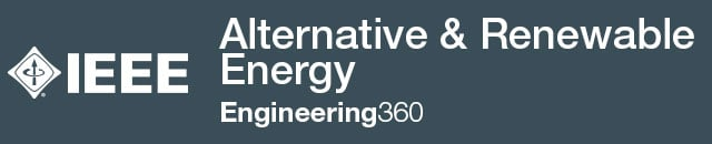 Alternative & Renewable Energy - IHS Engineering360