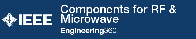 Components for RF & Microwave - IHS Engineering360