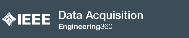 Data Acquisition - IHS Engineering360